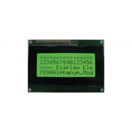 Display LCD 16x4 LED