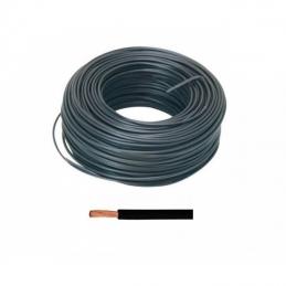 Kabel 1x0,25mm Crni