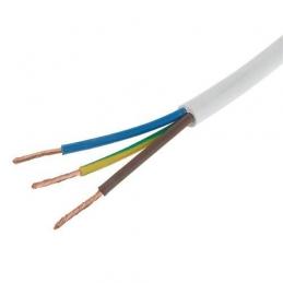 Kabel 3x0,75mm Bijeli