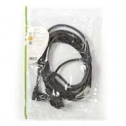 Kabel Euro 5m Kutni