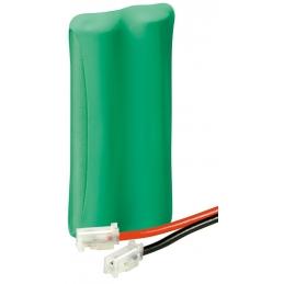 ACCU Baterija TEL 2,4V 500mAh