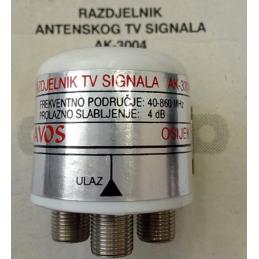 Antenski razdjelnik FV2 AVOS