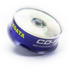 CD-R TRAXDATA CAKE25