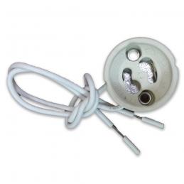 LED GRLO GU10+silikonski kabel