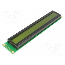 Display LCD 40X2 DEM 40271 SYH