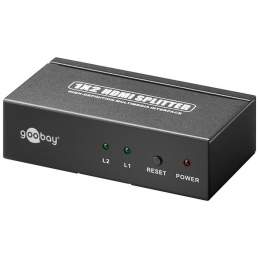 HDMI SPLITTER 1IN/2OUT