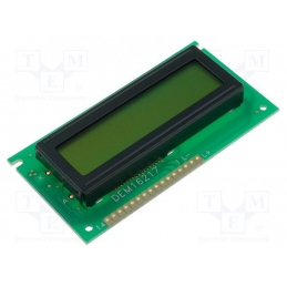 Display LCD 16x2 LED