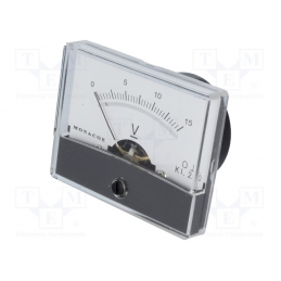 Instrument ugradbeni 15V
