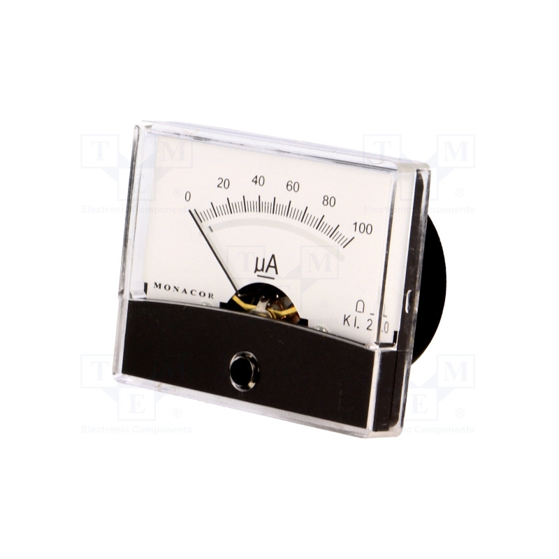 Instrument ugradbeni 100uA