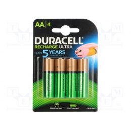 ACCU Baterija 1,2V R6 2,5Ah