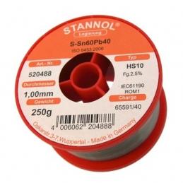TINOL 0,25 KG 1mm