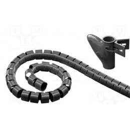Kabel Zaštita Crni 1