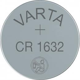 BATERIJA 3V  CR-1632 VARTA
