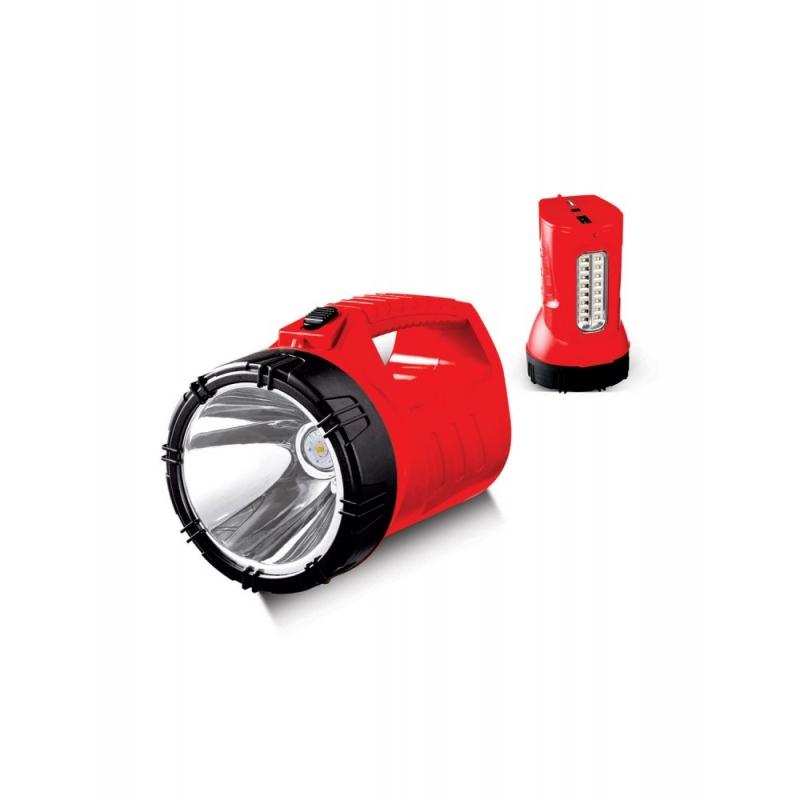 LED Lampa ručna punjiva LC02-06