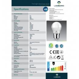 Žarulja LED L9W LA07-00721