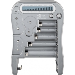 LCD ispitivač baterija