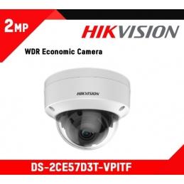 Vanjska dome kamera 2 MP DS-2CE57D3T-VPITFB
