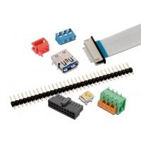 Veliki izbor konektora, adaptera, utikača i utičnica, rednih stezaljki, konektora za plosnate kabele