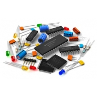 Diode, tranzistori, integrirani krugovi, kondenzatori, otpornici