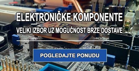 Elektroničke komponente - Kronos Elektronika - Electronic Center Zagreb
