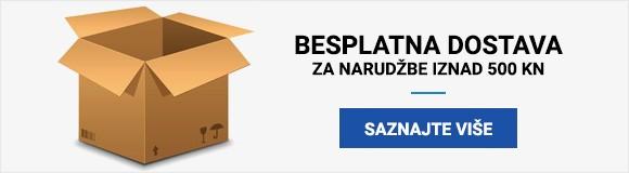Besplatna dostava preko web shopa - Kronos Elektronika - Electronic Center Zagreb