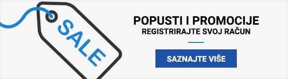 Postanite kupac i primajte posebne pogodnosti - Kronos Elektronika - Electronic Center Zagreb