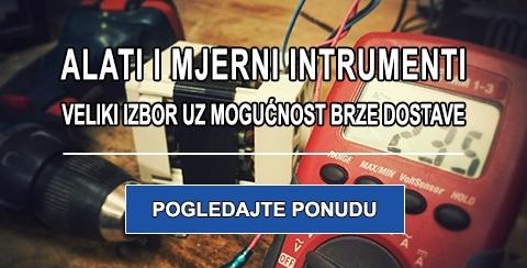 Alati i mjerni instrumenti za elektoniku - Kronos Elektronika - Electronic Center Zagreb